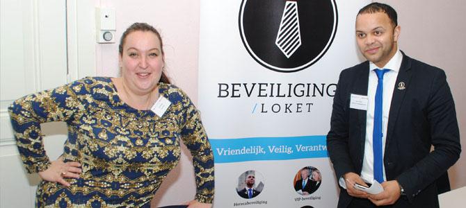 Gastblogger Carola Dogan : Beveiliging, best een vrouwending.